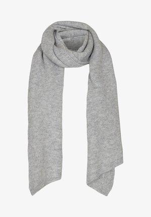 Sjaal - light grey mel