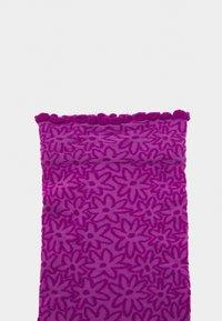 FALKE - DAINTY DAISY - Socks - galaxy purple - 1