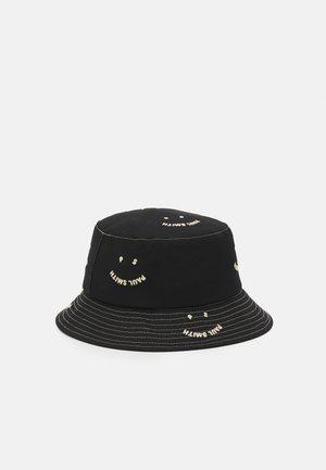 WOMEN HAT BUCKET FACE - Hat - black
