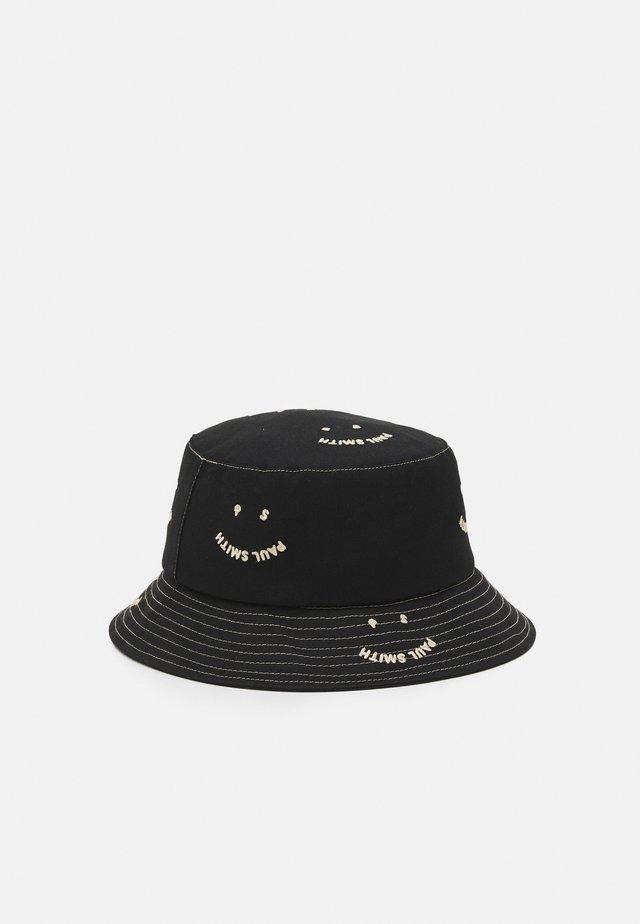 WOMEN HAT BUCKET FACE - Hut - black