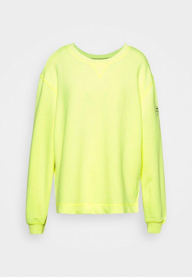 STORM  - Mikina - yellow fluor