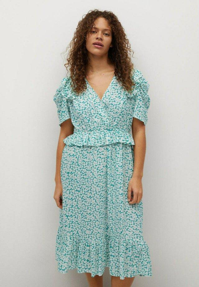 BEAUTY - Sukienka letnia - grün
