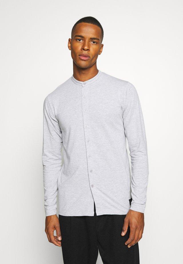 GALLOT GRANDAD - Shirt - grey