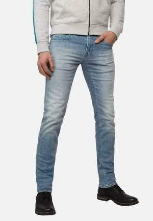 Straight leg jeans - high summer blue