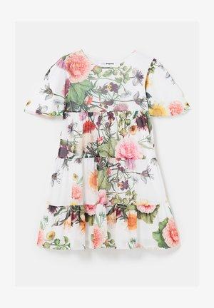 INAYA - Korte jurk - white