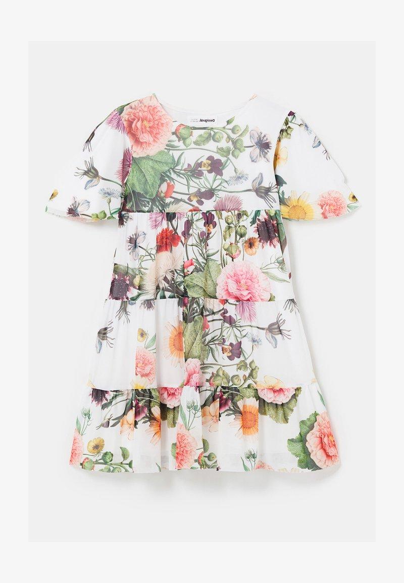 Desigual - INAYA - Day dress - white
