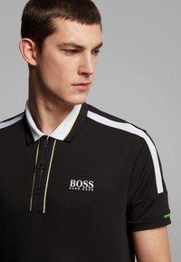BOSS - PADDY MK - Polo shirt - black - 3