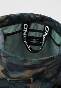 O'Neill - GYM SACK - Treningsbag - green/black - 2