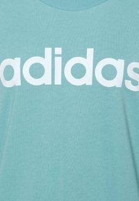 adidas Performance - Sweatshirt - mint ton/white - 6