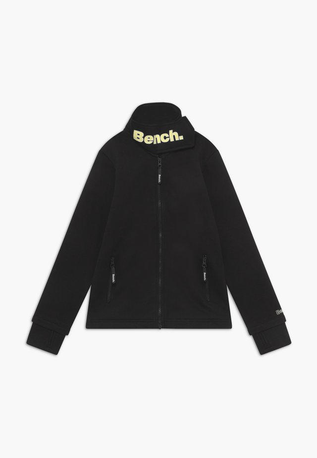 MONICA - Zip-up hoodie - black