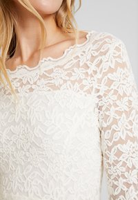 Rosemunde - DRESS LS - Iltapuku - ivory