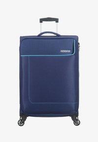 American Tourister - FUNSHINE  - Wheeled suitcase - orion blue - 0
