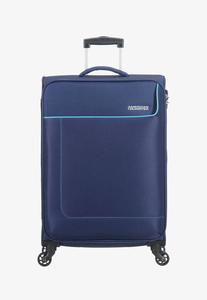 American Tourister - FUNSHINE  - Wheeled suitcase - orion blue