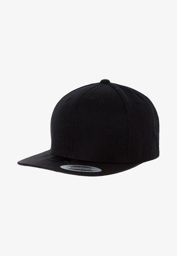 Cap - black camo