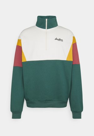 CREW COLIN - Sweatshirt - heura/mostaza