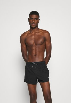SWIM MEN SHORT LENGTH  - Swimming shorts - black