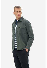 Nowadays - Summer jacket - mineral green - 1