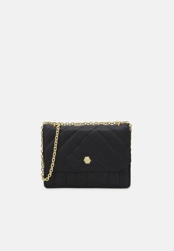 SELBINA - Handbag - black