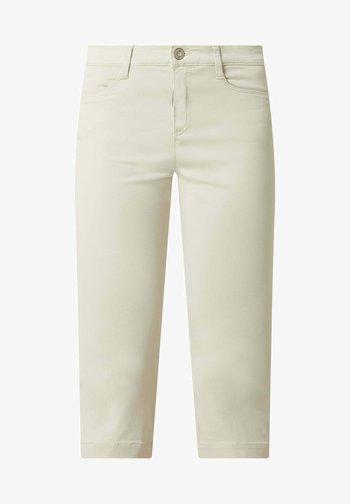 SHAKIRA - Trousers - sand