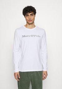 Marc O'Polo - Long sleeved top - white - 0