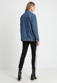 Missguided Tall - Denim jacket - vintage blue - 2