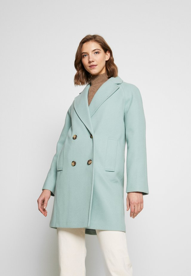 SOUL - Krátký kabát - sage