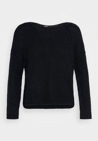 ONLLEXI - Jersey de punto - black