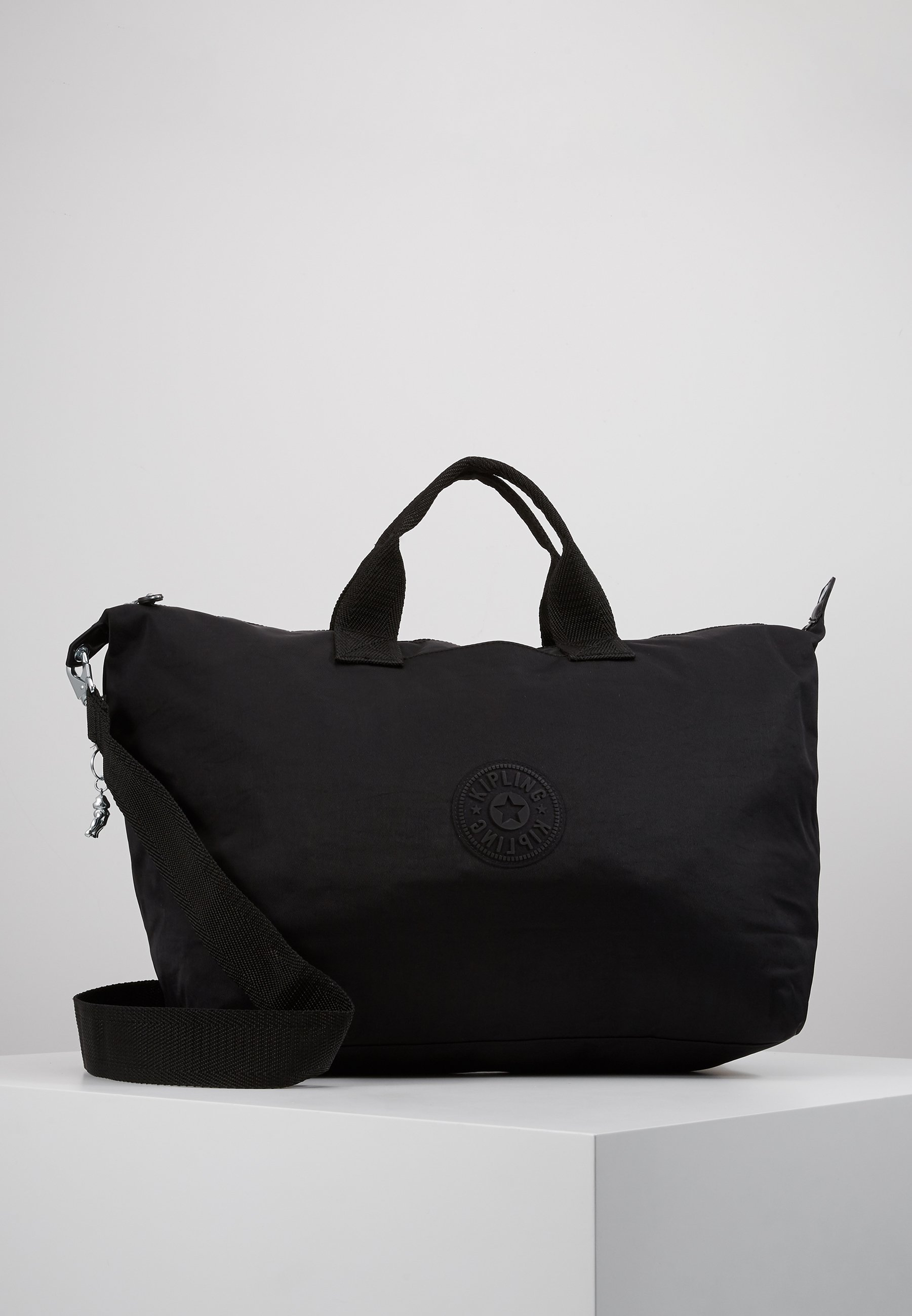 Kipling KALA M - Shopping bag - rich black - Borse & Accessori da donna Unisex