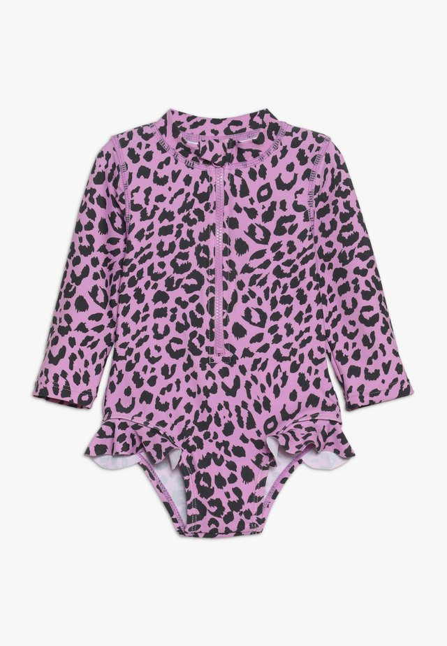 MALIA ONE PIECE BABY - Swimsuit - paradise purple