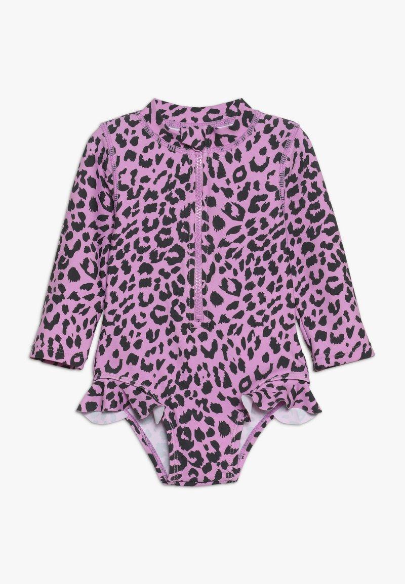 Cotton On - MALIA ONE PIECE BABY - Plavky - paradise purple