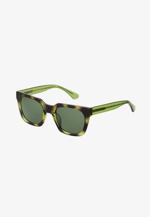 NANCY - Sunglasses - demi olive