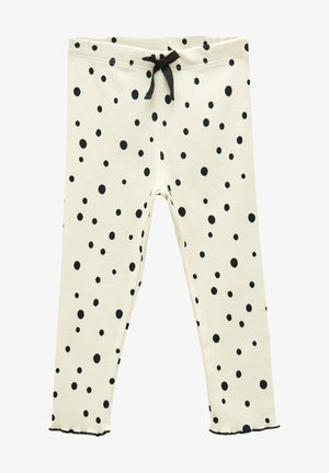 Leggings - Trousers - ecru