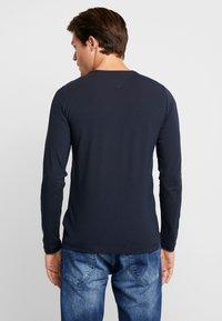 Tommy Hilfiger - Camiseta de manga larga - blue - 2