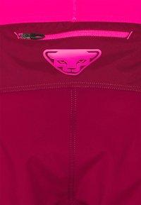 Dynafit - ALPINE SHORTS - Sports shorts - beet red - 2