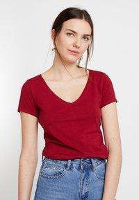 Anna Field - T-shirts print - red - 0