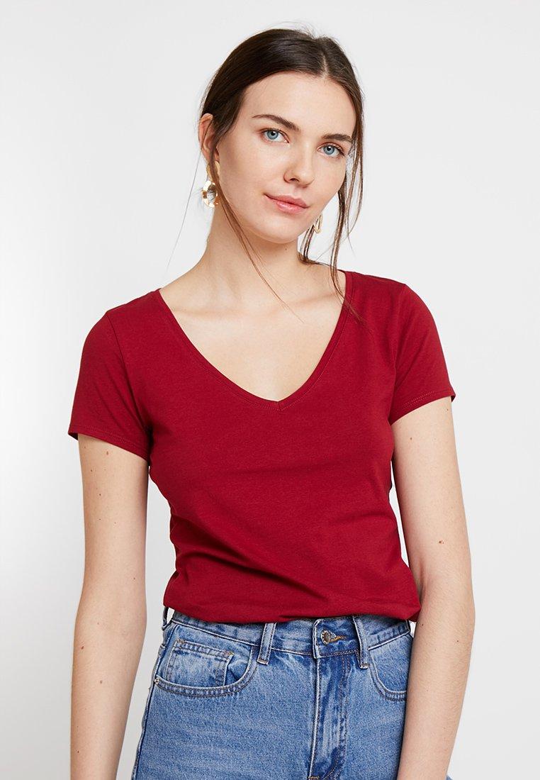 Anna Field - T-shirts print - red