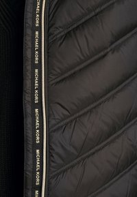 MICHAEL Michael Kors - LONG PACKABLE PUFFER - Down coat - black - 4