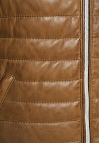 Oakwood - Leather jacket - cognac - 2