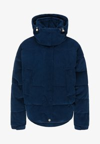 Winter jacket - washed blue
