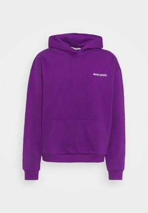 LOGO HOODIE UNISEX - Sweatshirt - purple