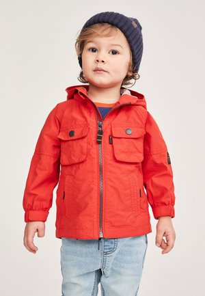 UTILITY ANORAK - Parka - red