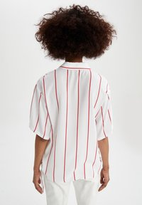 DeFacto - Button-down blouse - white - 2