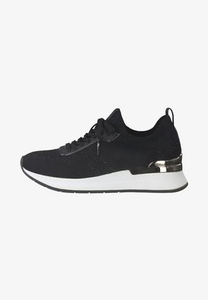 Sneakers laag - black/pewter