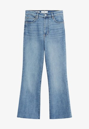 SIENNA - Jeans bootcut - middenblauw