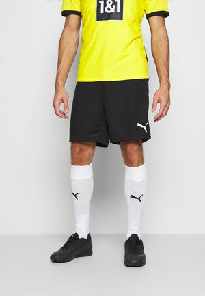 TEAMGOAL SHORTS - Korte broeken - black