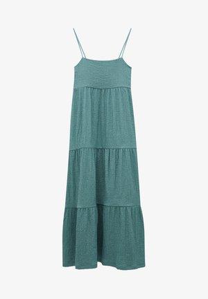 Day dress - evergreen