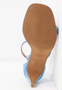 Shoe The Bear - ROSANNA STRAP - Sandals - blue - 6