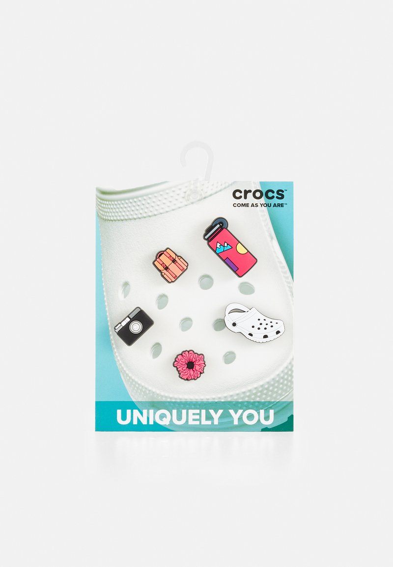 Crocs - JIBBITZ VACAY GIRLS 5 PACK - Other accessories - multicoloured