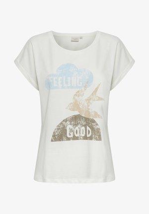 Print T-shirt - nature