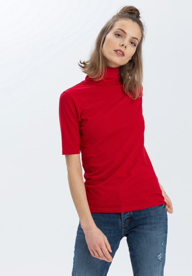 MIT ARM - Print T-shirt - red